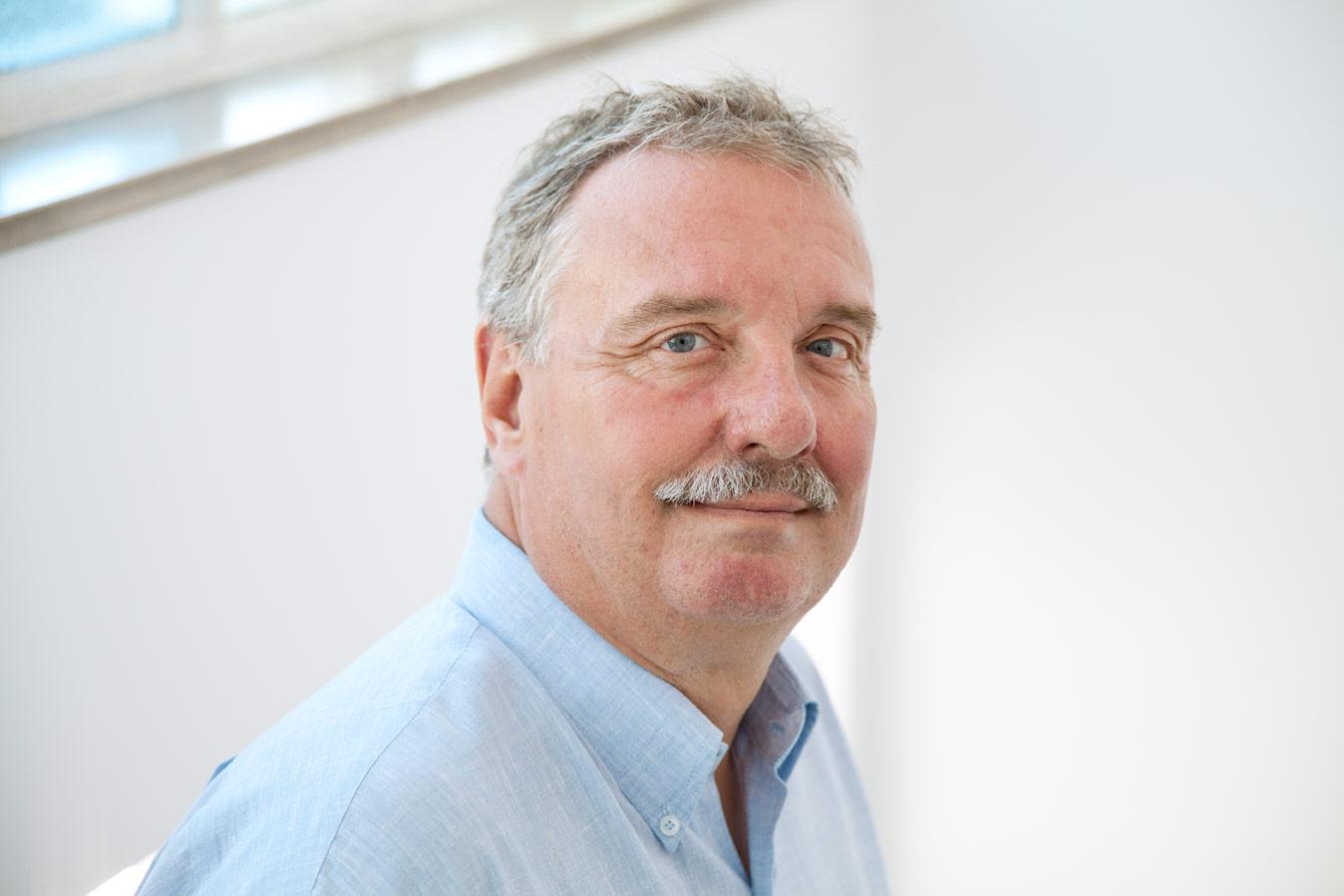 Dr. Eberhard Fries bietet Lösungen für die Energiewende